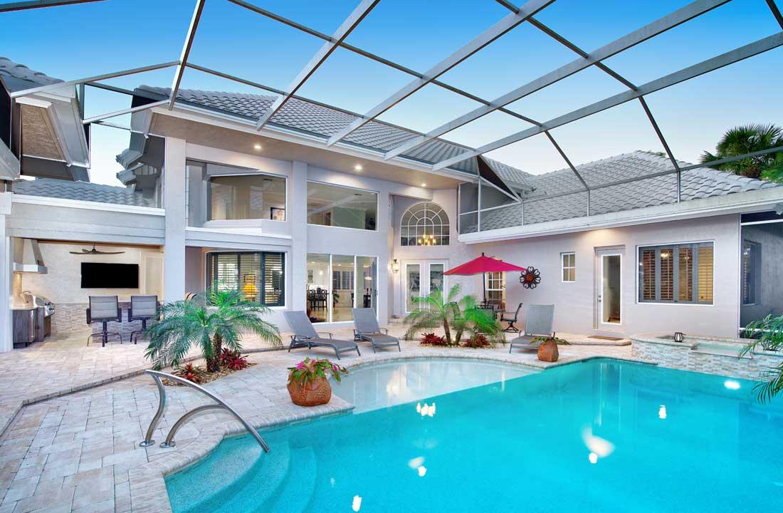 Outdoor Kitchen & Living Spaces | Progressive Design Build on Outdoor Kitchen Living Spaces id=91836