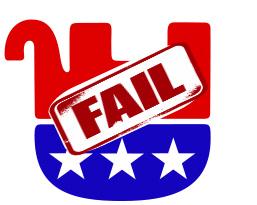 GOP Fail