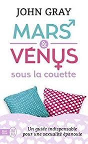 Livre: mars et vénus sous la couette