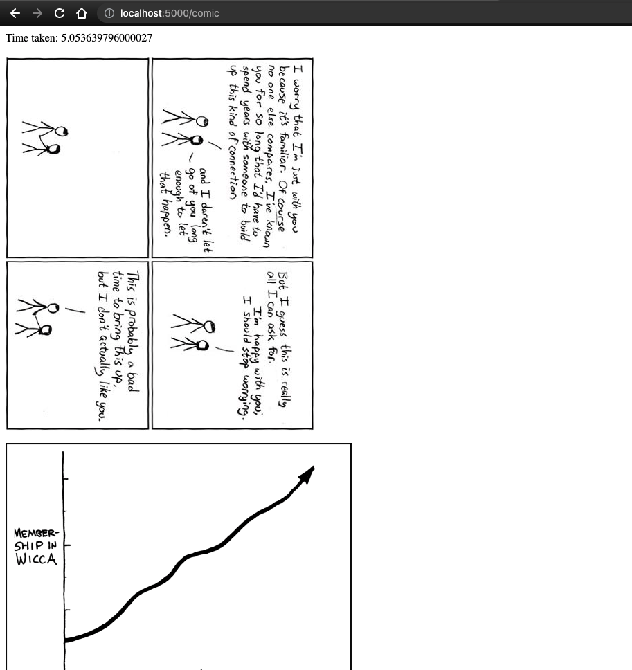 xkcd   Async requests with Flask