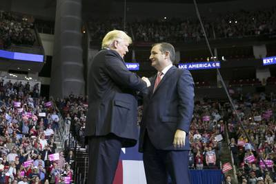 We fact checked Donald Trump's rally in Texas - Progrexas