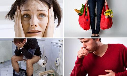 Защемление грыжи живота симптомы у взрослых