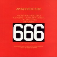 40 Anos De 666 Do Aphrodite's Child (Por Mairon Machado)