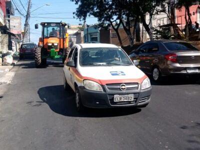 Prefeitura e Farma Conde retomam parceria e realizam ação sanitária pelos bairros