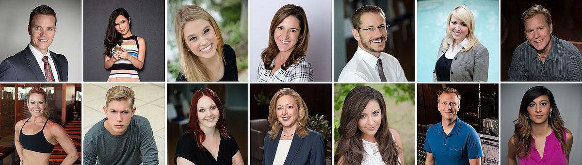 Professional Headshots Austin TX professional business corporate models talent actors