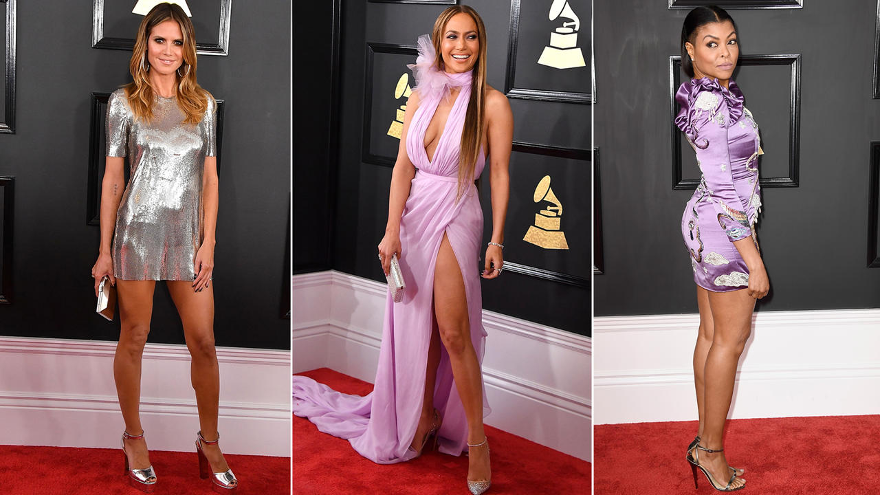 6 Exercises to Sculpt Lean, Strong Legs Like Your Favorite Stars at the Grammys