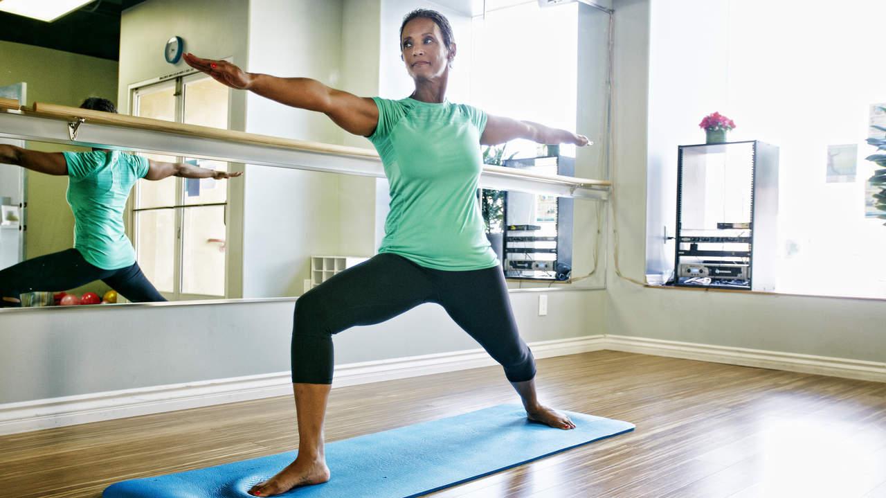 3 Beginner Yoga Poses for Better Balance