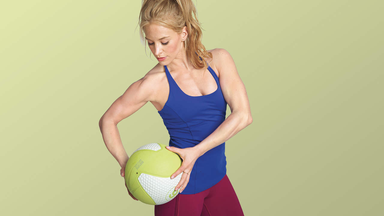 5 Great Moves to Get Your Arms Ready for Summer