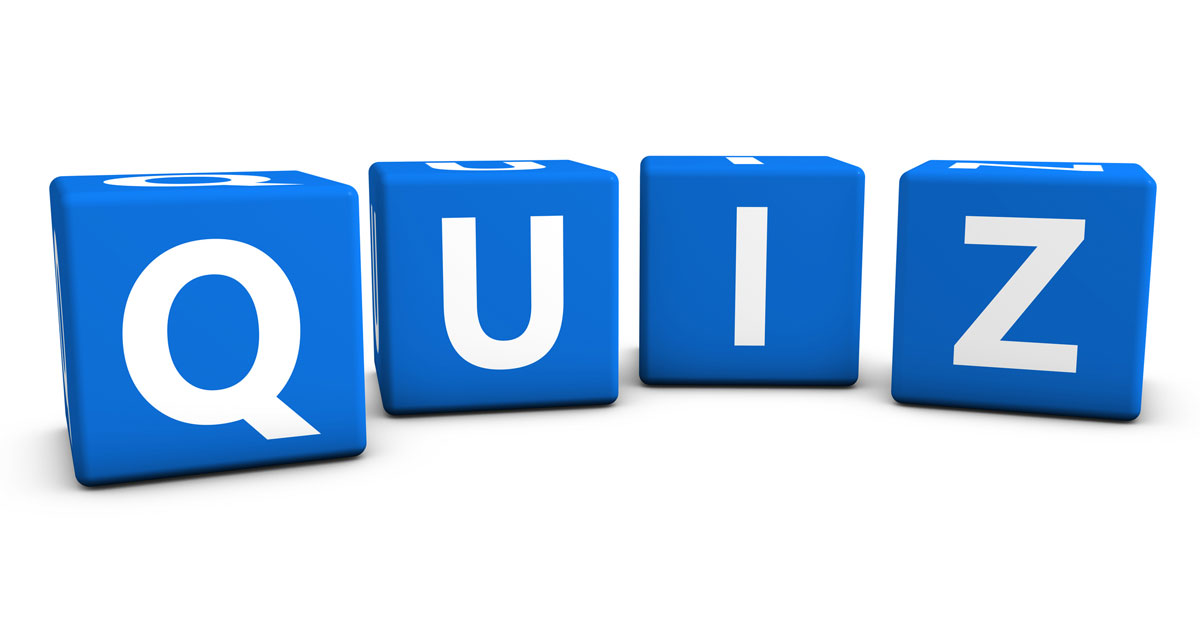 Weekly Health Quiz: Seeds, Meat and Exercise