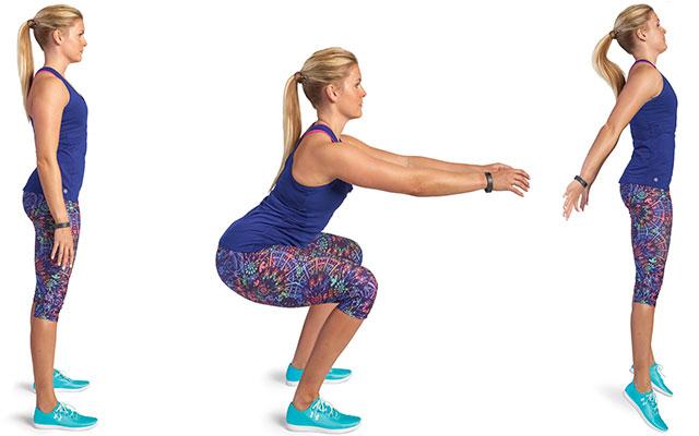 squat jack sports