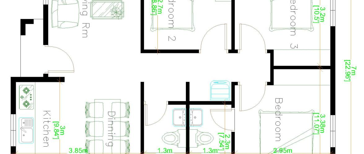 5 activities that work with floor plans and interior design