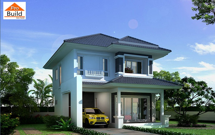 House Plans 7x10.2 with 3 Beds