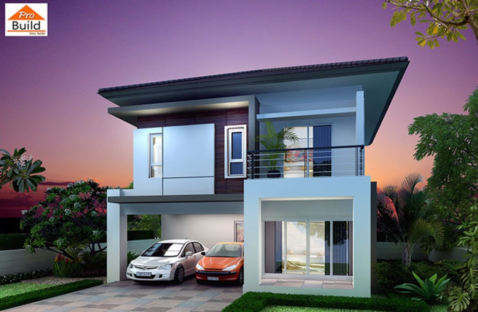 House Plans 8x10.5 with 4 Bedrooms