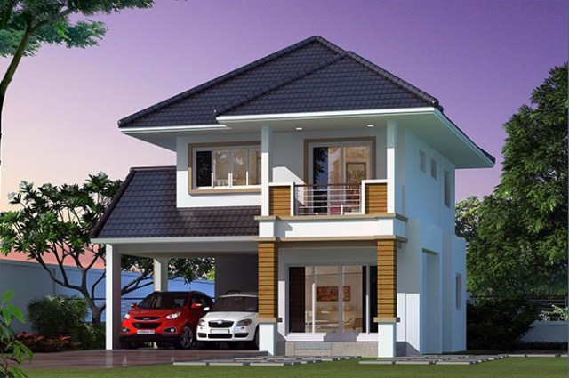 House-Plans-9x11-with-4-Bedrooms