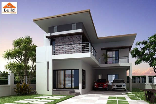 House plans 9x14 with 4 Beds