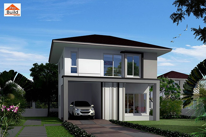 Small House Plans 8x6.5 with 4 Beds
