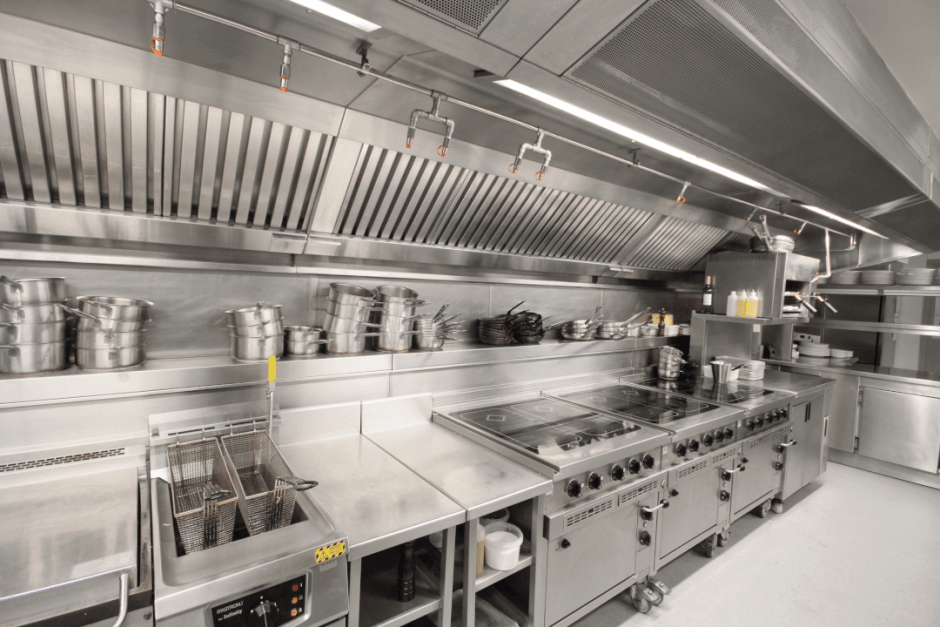 kitchen exhaust system cleaning austin tx