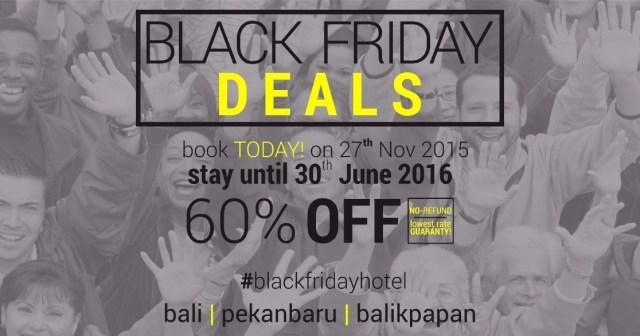 Hotels Black Friday