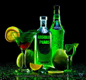 Absolut and Midori concepts