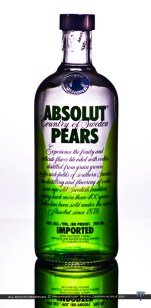 absolut pears