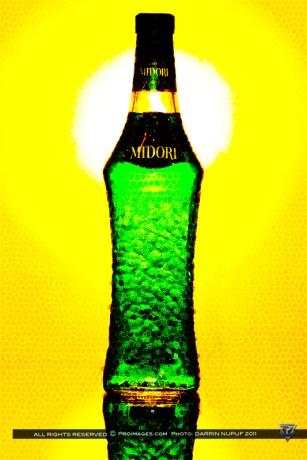 Midori concept shot