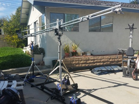 MOTION CONTROL JIB DEVELOPMENT
