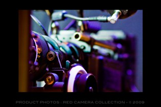 RED CAMERA AND DETAILS