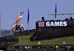 2009 X GAMES - LOS ANGELES