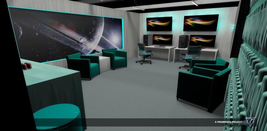 E3 Expo Pre-Vis Project