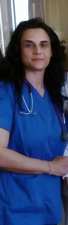 Θεοδώρα Νικολόπουλου, Παθολόγος, πρόεδρος της Ένωσης Νοσοκομειακών Γιατρών Πύργου