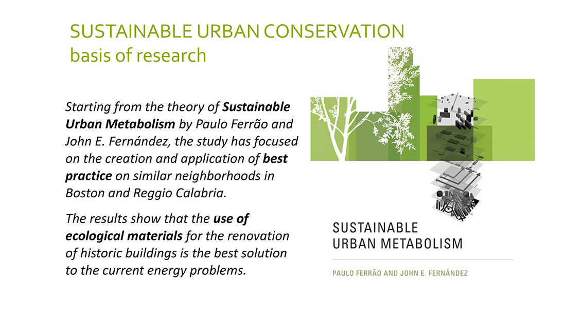Sustainable Urban Conservation 2