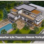Mimarlar için Taşıyıcı Sistem Yerleşimi