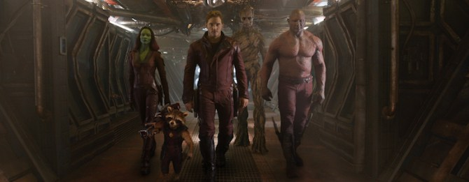 Guardians of the Galaxy Banner