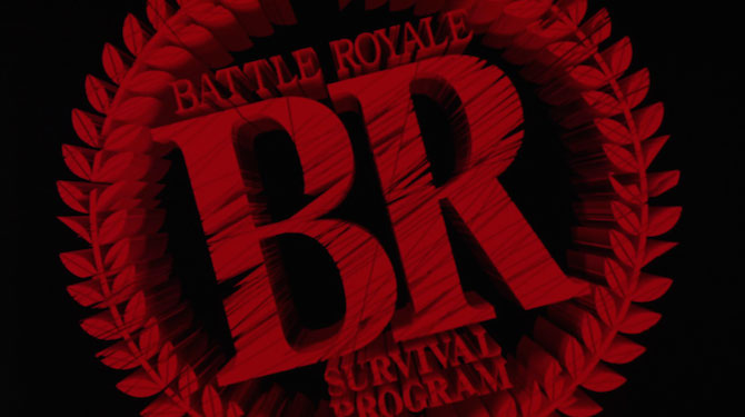 Battle Royale The Complete Collection Blu-ray Review 02