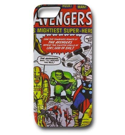 avengers phone