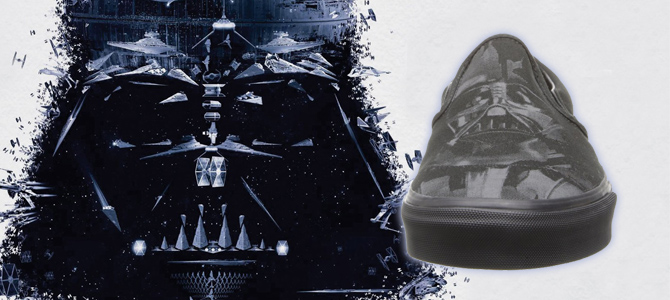 The Ten Obscure Darth Vader Shoes