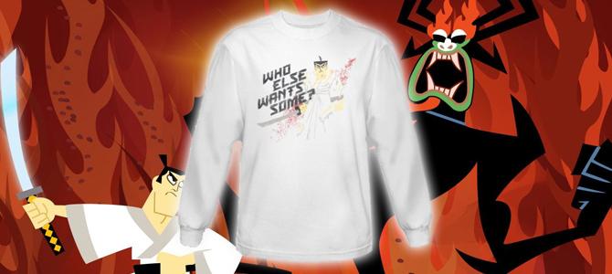 The Ten Obscure Samurai Jack Sweatshirt