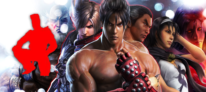 The Ten Obscure Tekken Decal