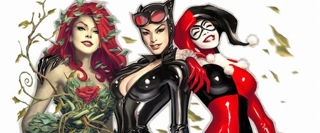 Ten Comics to Movies Sirens