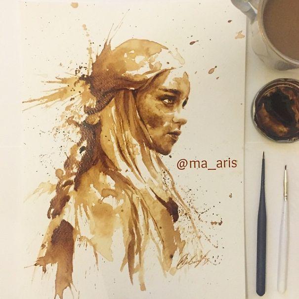 Coffee Art 1