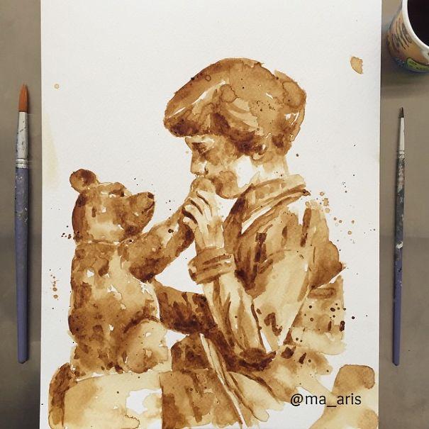 Coffee Art 11