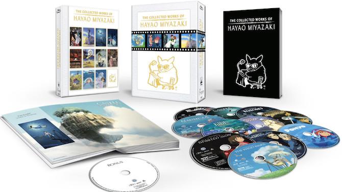 Collected Works of Hayao Miyazaki