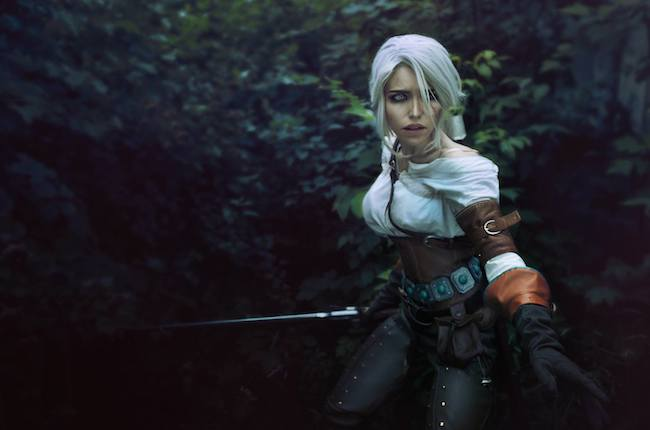 Cosplay Collection Ciri TophWei