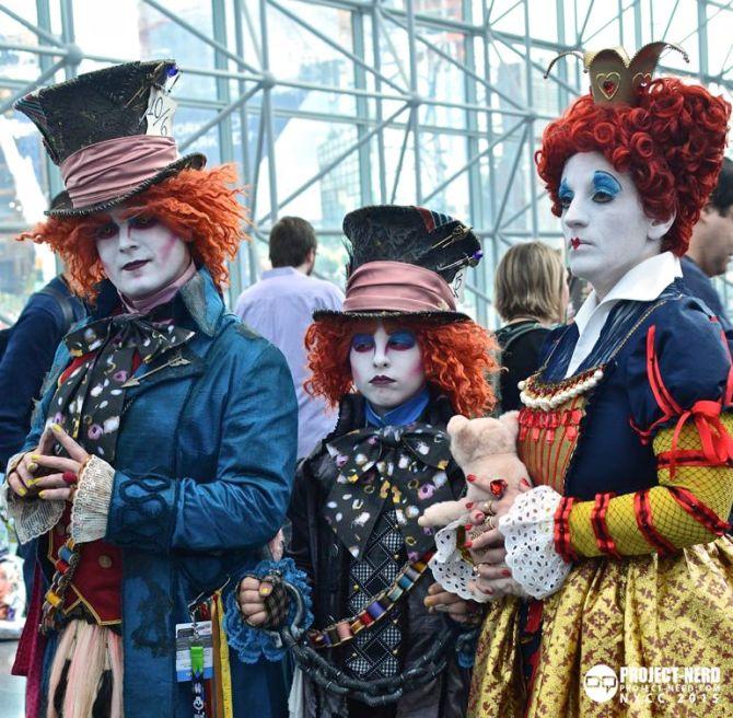 New York Comic Con, NYCC, cosplay, Marvel, DC Comics, cosplayers, 14