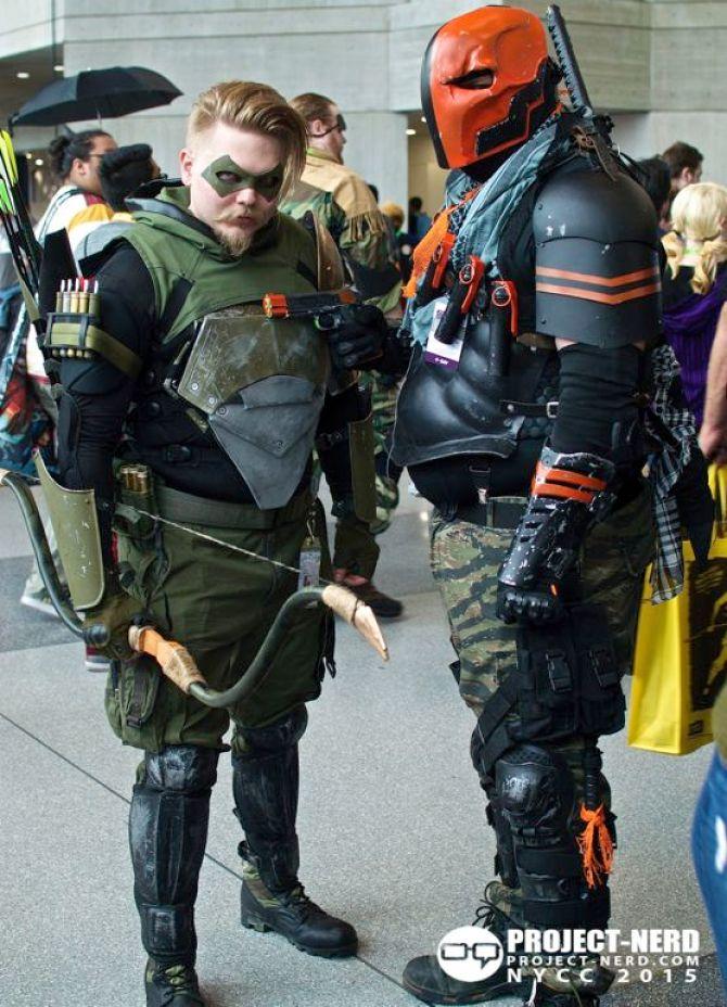 New York Comic Con, NYCC, cosplay, Marvel, DC Comics, cosplayers, 18