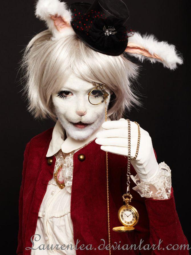 Alice in Wonderland, White Rabbit, Alice, The Mad Hatter, Mad Hatter Tea Party, White Rabbit, Anniversary1