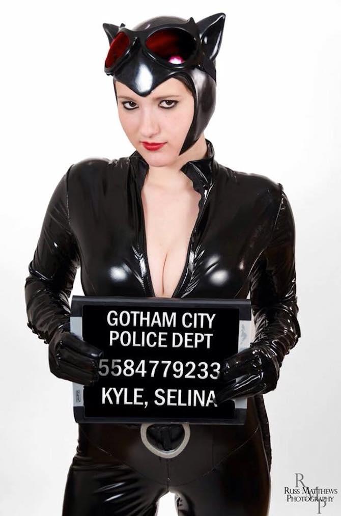 CC Catwoman Super Sirens