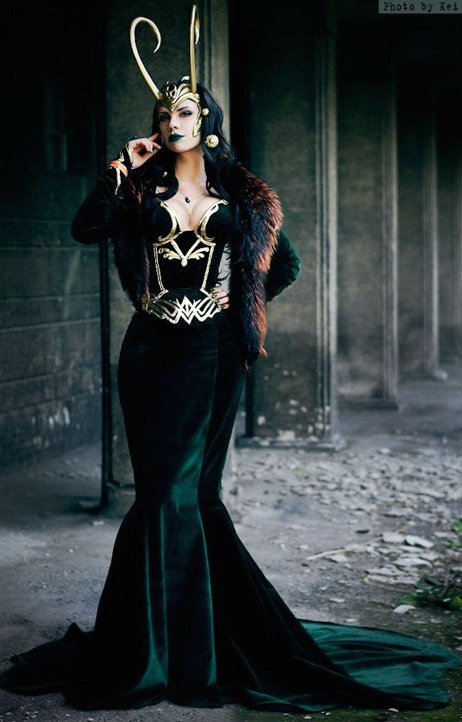 CC Lady Loki Jojoska