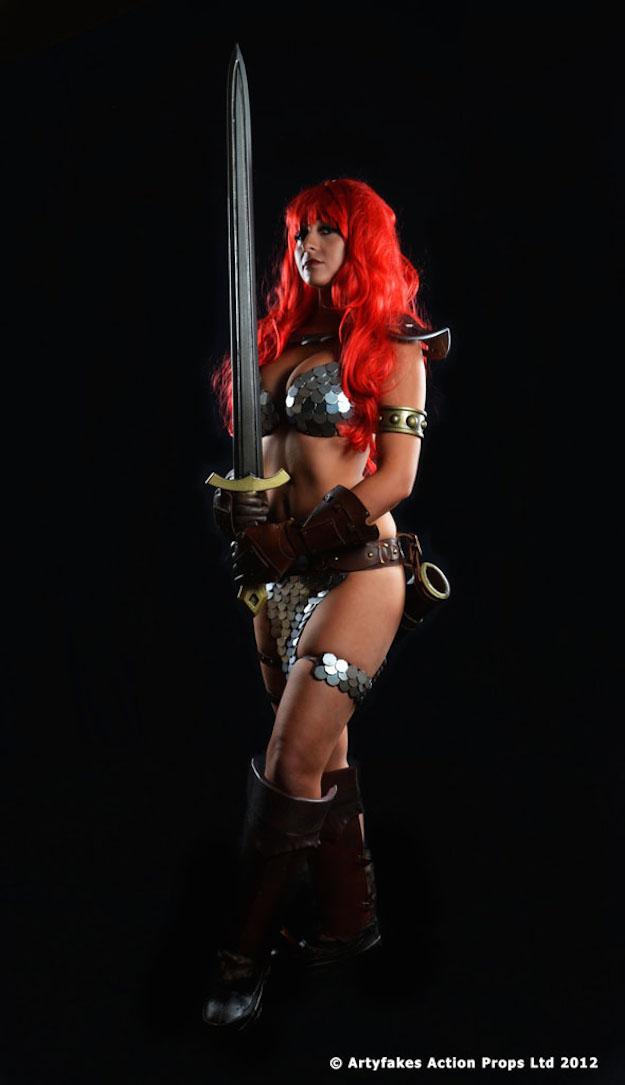 Tabitha Lyons Red Sonja 1