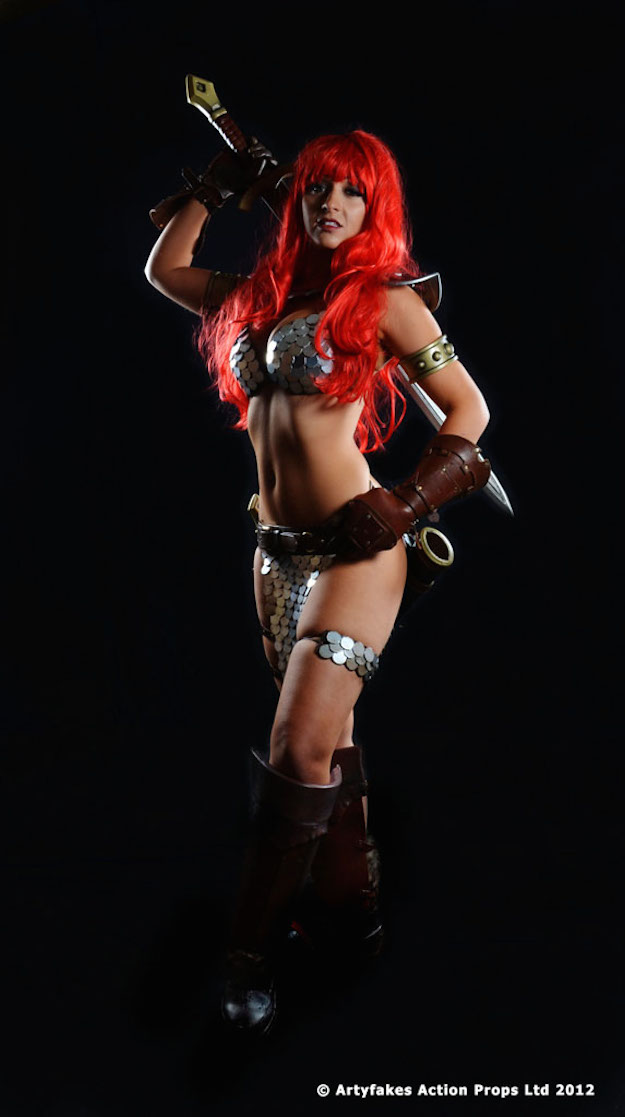 Tabitha Lyons Red Sonja 5